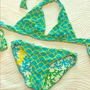 Lilly Pulitzer Reversible Bikini